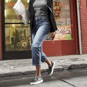 Athleta Sculptek Slim Straight Jeans
